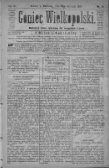 Goniec Wielkopolski: najtańsze pismo codzienne dla wszystkich stanów 1880.01.18 R.4 Nr14