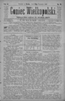 Goniec Wielkopolski: najtańsze pismo codzienne dla wszystkich stanów 1880.01.21 R.4 Nr16