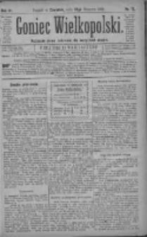 Goniec Wielkopolski: najtańsze pismo codzienne dla wszystkich stanów 1880.01.22 R.4 Nr17