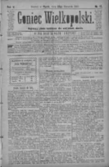 Goniec Wielkopolski: najtańsze pismo codzienne dla wszystkich stanów 1880.01.23 R.4 Nr18