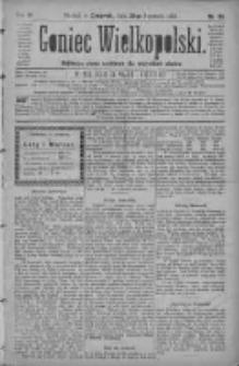 Goniec Wielkopolski: najtańsze pismo codzienne dla wszystkich stanów 1880.01.29 R.4 Nr23