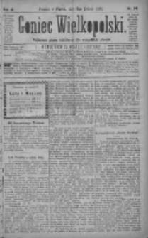 Goniec Wielkopolski: najtańsze pismo codzienne dla wszystkich stanów 1880.02.06 R.4 Nr29