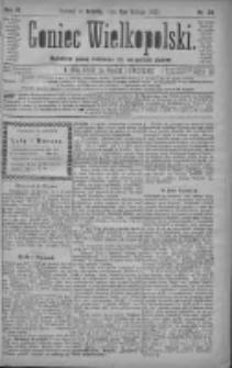 Goniec Wielkopolski: najtańsze pismo codzienne dla wszystkich stanów 1880.02.07 R.4 Nr30