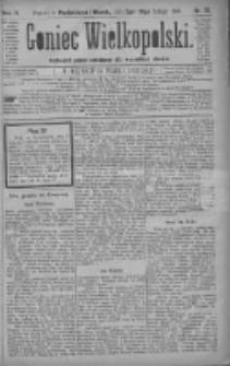 Goniec Wielkopolski: najtańsze pismo codzienne dla wszystkich stanów 1880.02.09/10 R.4 Nr32
