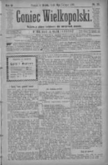 Goniec Wielkopolski: najtańsze pismo codzienne dla wszystkich stanów 1880.02.11 R.4 Nr33
