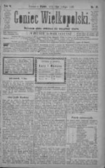 Goniec Wielkopolski: najtańsze pismo codzienne dla wszystkich stanów 1880.02.13 R.4 Nr35