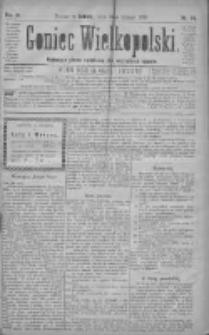 Goniec Wielkopolski: najtańsze pismo codzienne dla wszystkich stanów 1880.02.14 R.4 Nr36