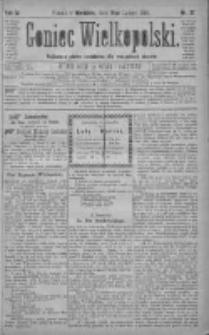 Goniec Wielkopolski: najtańsze pismo codzienne dla wszystkich stanów 1880.02.15 R.4 Nr37