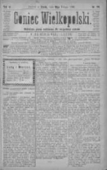 Goniec Wielkopolski: najtańsze pismo codzienne dla wszystkich stanów 1880.02.18 R.4 Nr39