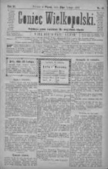 Goniec Wielkopolski: najtańsze pismo codzienne dla wszystkich stanów 1880.02.20 R.4 Nr41