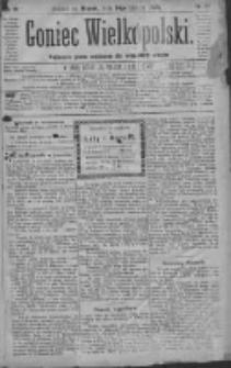 Goniec Wielkopolski: najtańsze pismo codzienne dla wszystkich stanów 1880.02.24 R.4 Nr44