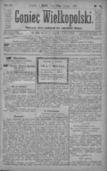 Goniec Wielkopolski: najtańsze pismo codzienne dla wszystkich stanów 1880.02.25 R.4 Nr45