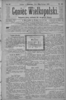 Goniec Wielkopolski: najtańsze pismo codzienne dla wszystkich stanów 1880.02.26 R.4 Nr46