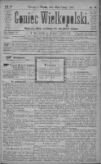 Goniec Wielkopolski: najtańsze pismo codzienne dla wszystkich stanów 1880.02.27 R.4 Nr47