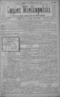 Goniec Wielkopolski: najtańsze pismo codzienne dla wszystkich stanów 1880.02.28 R.4 Nr48
