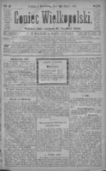 Goniec Wielkopolski: najtańsze pismo codzienne dla wszystkich stanów 1880.03.04 R.4 Nr52