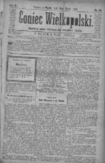 Goniec Wielkopolski: najtańsze pismo codzienne dla wszystkich stanów 1880.03.12 R.4 Nr59