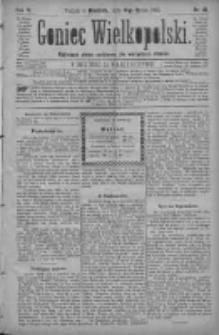 Goniec Wielkopolski: najtańsze pismo codzienne dla wszystkich stanów 1880.03.14 R.4 Nr61
