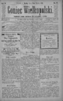 Goniec Wielkopolski: najtańsze pismo codzienne dla wszystkich stanów 1880.03.17 R.4 Nr63
