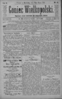 Goniec Wielkopolski: najtańsze pismo codzienne dla wszystkich stanów 1880.03.21 R.4 Nr67
