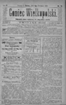 Goniec Wielkopolski: najtańsze pismo codzienne dla wszystkich stanów 1880.04.03 R.4 Nr76