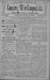 Goniec Wielkopolski: najtańsze pismo codzienne dla wszystkich stanów 1880.04.09 R.4 Nr81