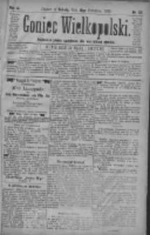 Goniec Wielkopolski: najtańsze pismo codzienne dla wszystkich stanów 1880.04.10 R.4 Nr82