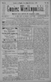 Goniec Wielkopolski: najtańsze pismo codzienne dla wszystkich stanów 1880.04.23 R.4 Nr93