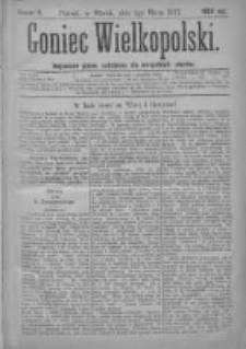 Goniec Wielkopolski: najtańsze pismo codzienne dla wszystkich stanów 1877.03.06 Nr6