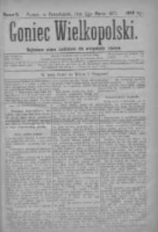 Goniec Wielkopolski: najtańsze pismo codzienne dla wszystkich stanów 1877.03.12 Nr11
