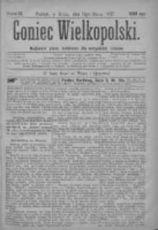 Goniec Wielkopolski: najtańsze pismo codzienne dla wszystkich stanów 1877.03.14 Nr13