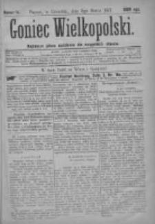 Goniec Wielkopolski: najtańsze pismo codzienne dla wszystkich stanów 1877.03.15 Nr14