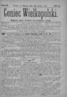 Goniec Wielkopolski: najtańsze pismo codzienne dla wszystkich stanów 1877.03.17 Nr16