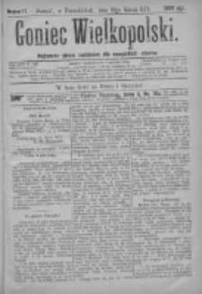 Goniec Wielkopolski: najtańsze pismo codzienne dla wszystkich stanów 1877.03.19 Nr17