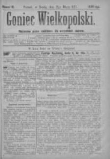 Goniec Wielkopolski: najtańsze pismo codzienne dla wszystkich stanów 1877.03.21 Nr19