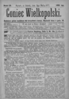 Goniec Wielkopolski: najtańsze pismo codzienne dla wszystkich stanów 1877.03.31 Nr28