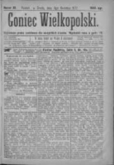 Goniec Wielkopolski: najtańsze pismo codzienne dla wszystkich stanów 1877.04.04 Nr30