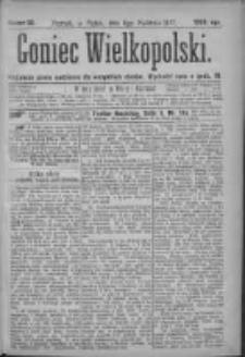 Goniec Wielkopolski: najtańsze pismo codzienne dla wszystkich stanów 1877.04.06 Nr32