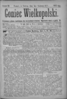 Goniec Wielkopolski: najtańsze pismo codzienne dla wszystkich stanów 1877.04.07 Nr33