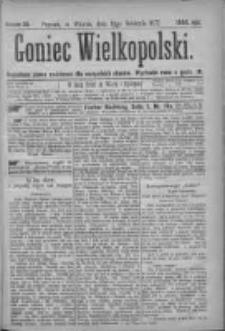 Goniec Wielkopolski: najtańsze pismo codzienne dla wszystkich stanów 1877.04.10 Nr35