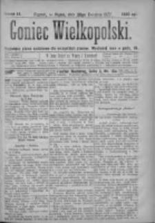 Goniec Wielkopolski: najtańsze pismo codzienne dla wszystkich stanów 1877.04.20 Nr44