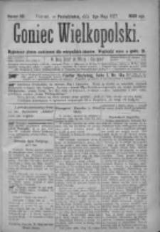 Goniec Wielkopolski: najtańsze pismo codzienne dla wszystkich stanów 1877.05.07 Nr58