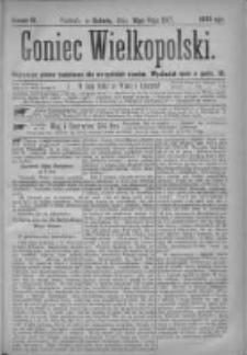 Goniec Wielkopolski: najtańsze pismo codzienne dla wszystkich stanów 1877.05.12 Nr61