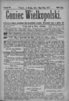 Goniec Wielkopolski: najtańsze pismo codzienne dla wszystkich stanów 1877.05.16 Nr64