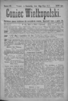 Goniec Wielkopolski: najtańsze pismo codzienne dla wszystkich stanów 1877.05.17 Nr65