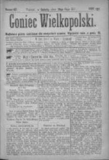 Goniec Wielkopolski: najtańsze pismo codzienne dla wszystkich stanów 1877.05.19 Nr67