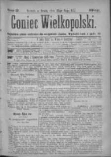 Goniec Wielkopolski: najtańsze pismo codzienne dla wszystkich stanów 1877.05.23 Nr69