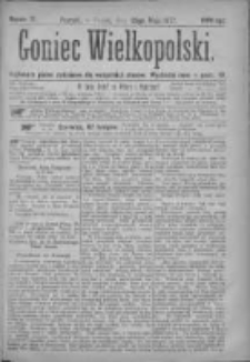Goniec Wielkopolski: najtańsze pismo codzienne dla wszystkich stanów 1877.05.25 Nr71