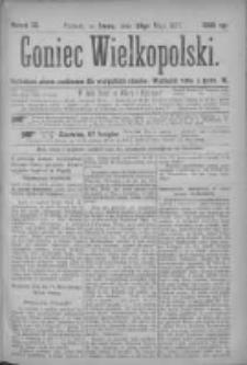 Goniec Wielkopolski: najtańsze pismo codzienne dla wszystkich stanów 1877.05.30 Nr75