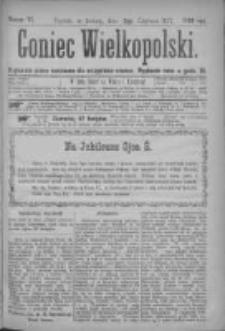 Goniec Wielkopolski: najtańsze pismo codzienne dla wszystkich stanów 1877.06.02 Nr77